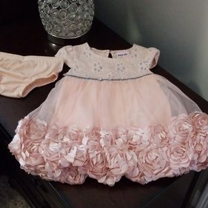 Beautiful children's special occasion dress
